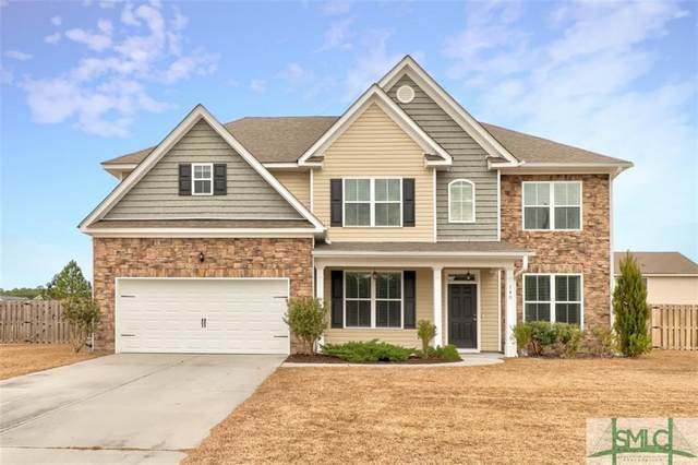 140 Greystone Drive, Guyton, GA 31312 (MLS #240065) :: Team Kristin Brown | Keller Williams Coastal Area Partners