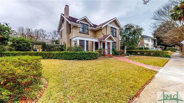 133 E 44th Street, Savannah, GA 31405 (MLS #240287) :: Heather Murphy Real Estate Group