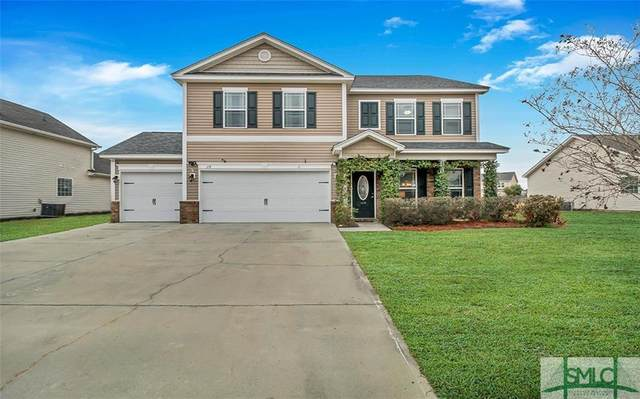 119 Greyfield Circle, Savannah, GA 31407 (MLS #240313) :: Glenn Jones Group | Coldwell Banker Access Realty