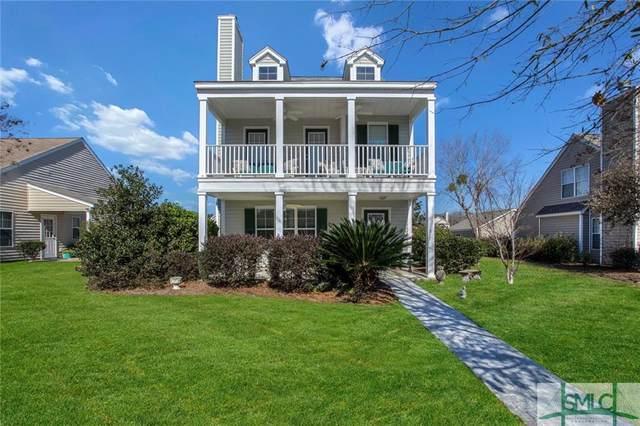6 Sunbriar Lane, Savannah, GA 31407 (MLS #240471) :: The Arlow Real Estate Group