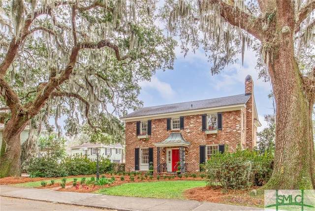 235 Washington Avenue, Savannah, GA 31405 (MLS #240563) :: Liza DiMarco