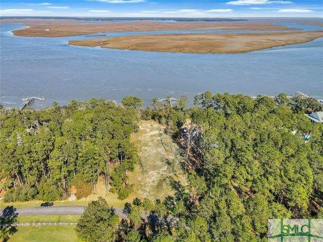 Lot #97 Riverpoint Lane NE, Townsend, GA 31331 (MLS #240672) :: Coldwell Banker Access Realty