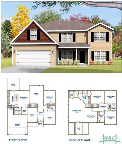 104 Elbow Cay Court, Bloomingdale, GA 31302 (MLS #240909) :: Heather Murphy Real Estate Group