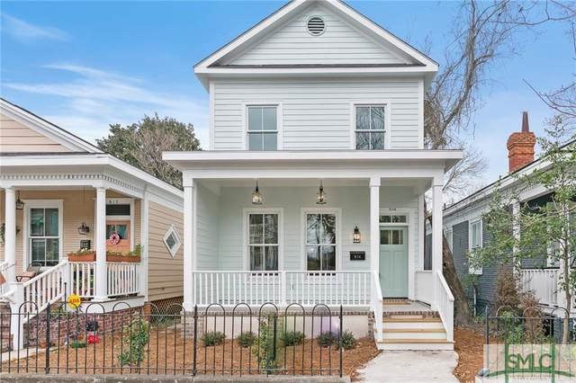 514 E 34th Street, Savannah, GA 31401 (MLS #240915) :: The Arlow Real Estate Group