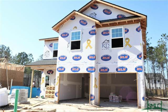 43 Trask Circle, Hinesville, GA 31313 (MLS #242090) :: Keller Williams Coastal Area Partners