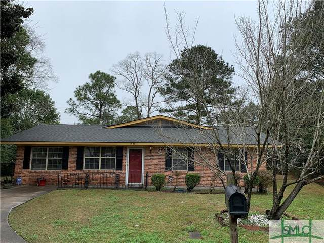 1438 Chevy Chase Road, Savannah, GA 31415 (MLS #242157) :: The Arlow Real Estate Group