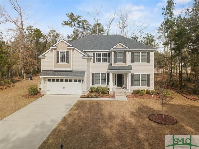 2 Tanager Court, Savannah, GA 31405 (MLS #242463) :: McIntosh Realty Team