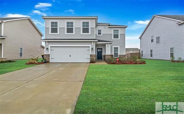 191 Brickhill Circle, Savannah, GA 31407 (MLS #242471) :: RE/MAX All American Realty