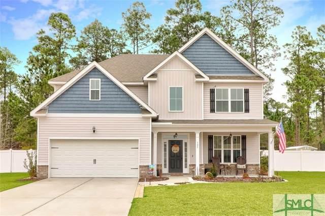 121 Greystone Drive, Guyton, GA 31312 (MLS #242491) :: The Arlow Real Estate Group