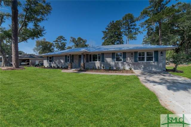 1821 Walthour Road, Savannah, GA 31410 (MLS #242563) :: Team Kristin Brown | Keller Williams Coastal Area Partners