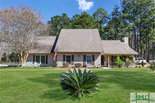104 Springhouse Drive, Savannah, GA 31419 (MLS #243266) :: Keller Williams Coastal Area Partners