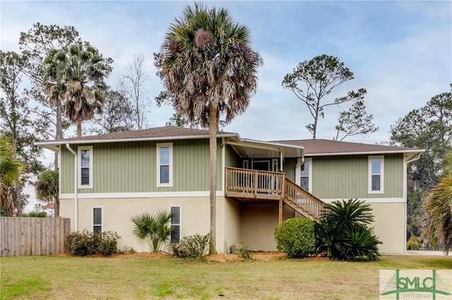 907 Tara Avenue, Savannah, GA 31410 (MLS #243299) :: RE/MAX All American Realty