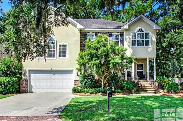 24 Dockside Drive, Savannah, GA 31410 (MLS #243305) :: Luxe Real Estate Services