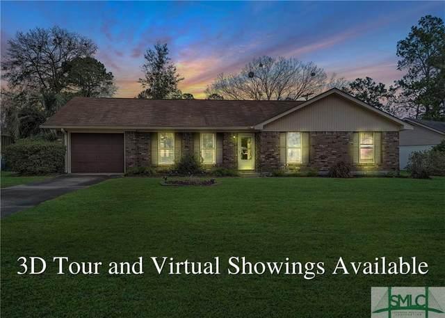 710 S Williamsburg Road, Savannah, GA 31419 (MLS #243460) :: The Arlow Real Estate Group