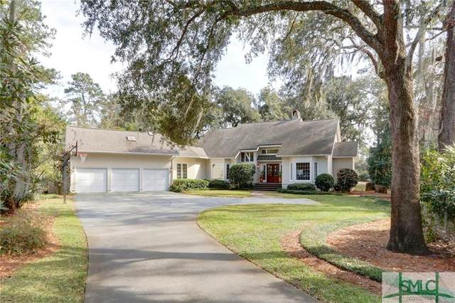 6 Wild Rice Lane, Savannah, GA 31411 (MLS #243464) :: RE/MAX All American Realty
