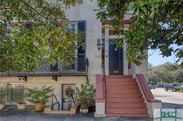 25 W Perry Street, Savannah, GA 31401 (MLS #243489) :: Coastal Savannah Homes
