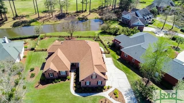 114 Greenview Drive, Savannah, GA 31405 (MLS #244024) :: Heather Murphy Real Estate Group