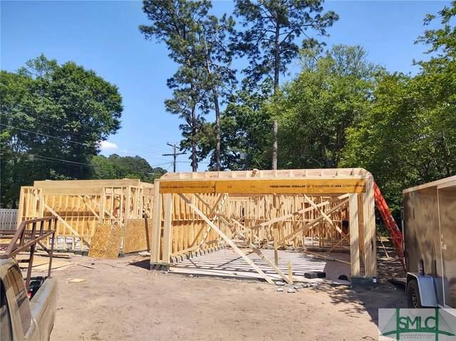 114 Pinewood Drive, Pooler, GA 31322 (MLS #244120) :: The Arlow Real Estate Group