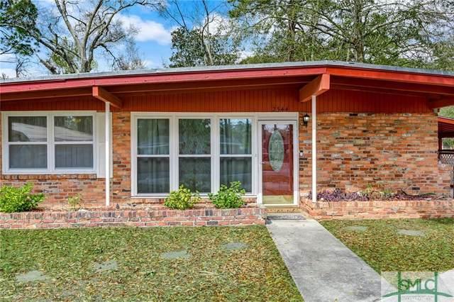 2344 Ranchland Drive, Savannah, GA 31404 (MLS #244393) :: Savannah Real Estate Experts