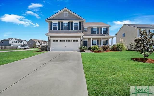 117 Wind Willow Drive, Savannah, GA 31407 (MLS #244688) :: Bocook Realty