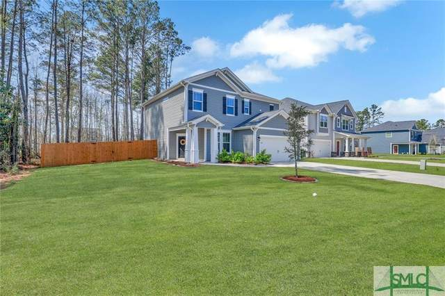 218 Tanzania Trail, Pooler, GA 31322 (MLS #244842) :: Savannah Real Estate Experts