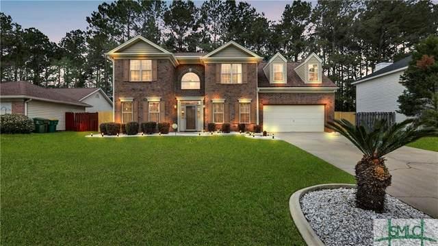 151 Village Lake Drive, Pooler, GA 31322 (MLS #245015) :: RE/MAX All American Realty