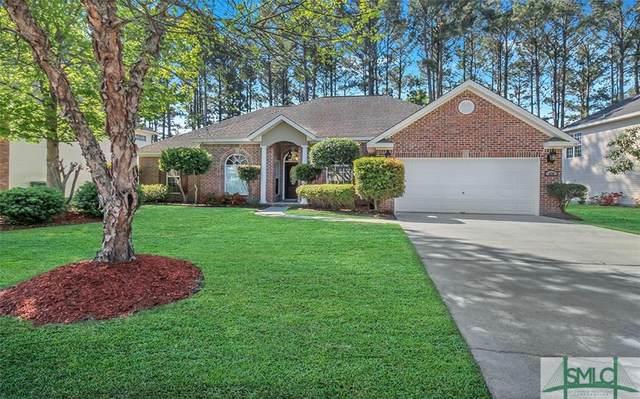 460 Copper Creek Circle, Pooler, GA 31322 (MLS #245055) :: The Arlow Real Estate Group