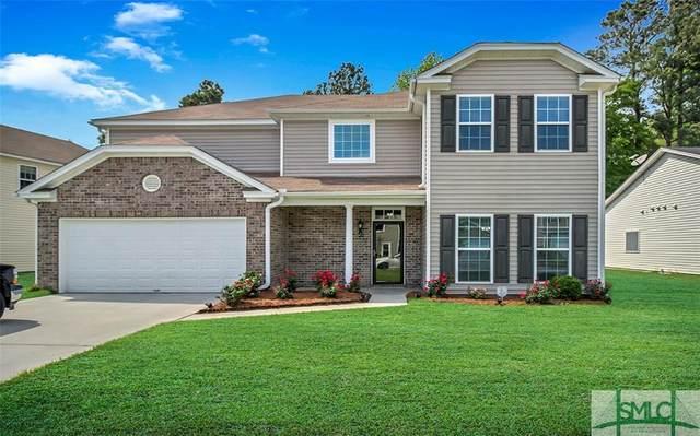112 Smithwick Trail, Guyton, GA 31312 (MLS #245228) :: The Arlow Real Estate Group