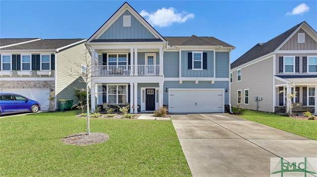 128 Martello Road, Pooler, GA 31322 (MLS #245286) :: Keller Williams Coastal Area Partners