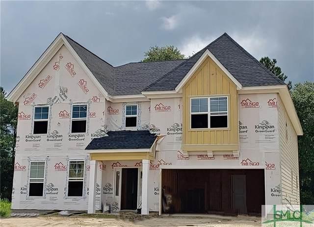 97 Gracyn Lane, Ludowici, GA 31316 (MLS #245379) :: Keller Williams Coastal Area Partners