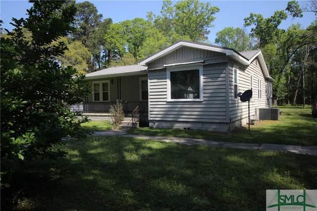 2614 13th Street, Garden City, GA 31408 (MLS #245523) :: McIntosh Realty Team