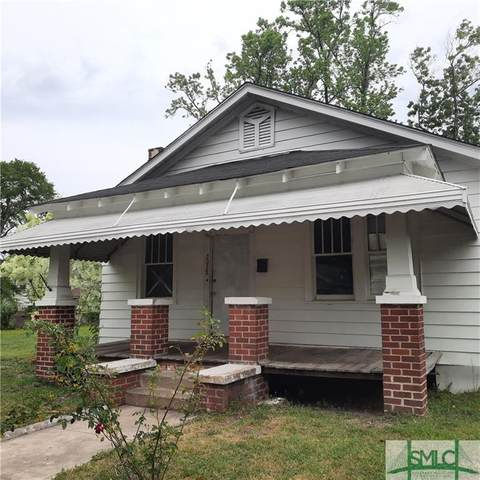 2028 Texas Avenue, Savannah, GA 31404 (MLS #245645) :: Keller Williams Coastal Area Partners
