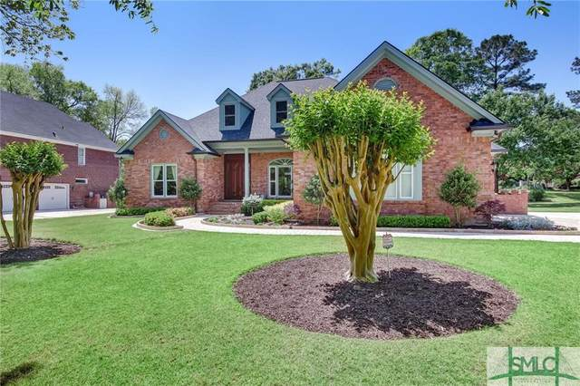 111 Wedgefield Crossing, Savannah, GA 31405 (MLS #245761) :: Coastal Savannah Homes