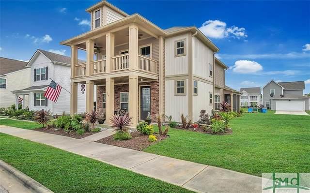 114 Crabapple Circle, Port Wentworth, GA 31407 (MLS #245923) :: The Arlow Real Estate Group