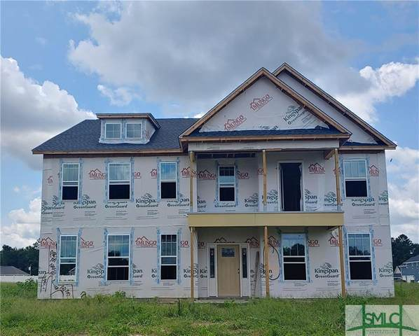 42 Gracyn Lane, Ludowici, GA 31316 (MLS #246010) :: Keller Williams Coastal Area Partners
