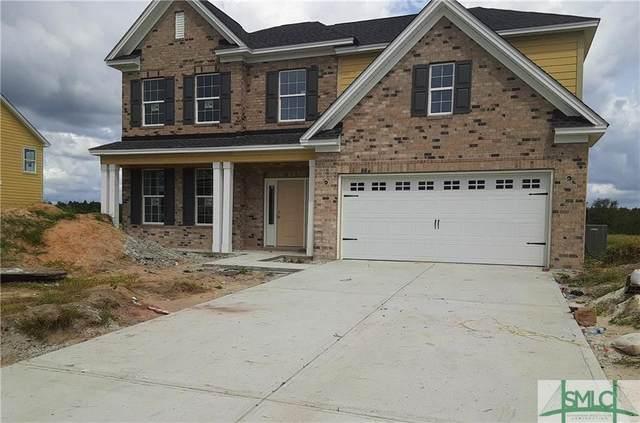 57 Gracyn Lane, Ludowici, GA 31316 (MLS #246049) :: Heather Murphy Real Estate Group