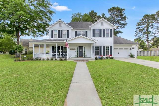 320 Wild Heron Road, Savannah, GA 31419 (MLS #246264) :: Bocook Realty