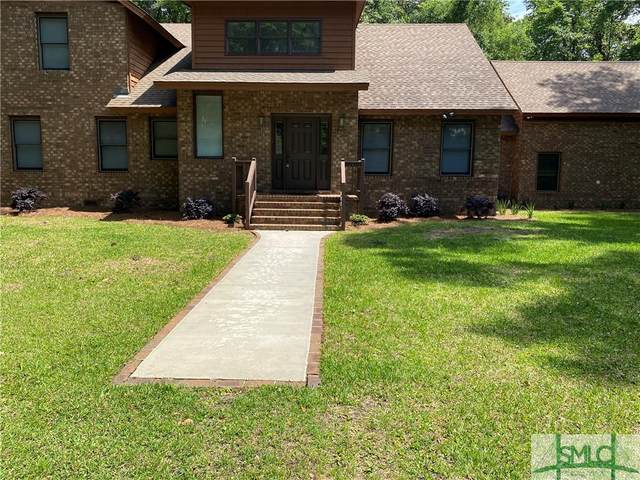 16 Waite Road, Savannah, GA 31406 (MLS #246274) :: McIntosh Realty Team