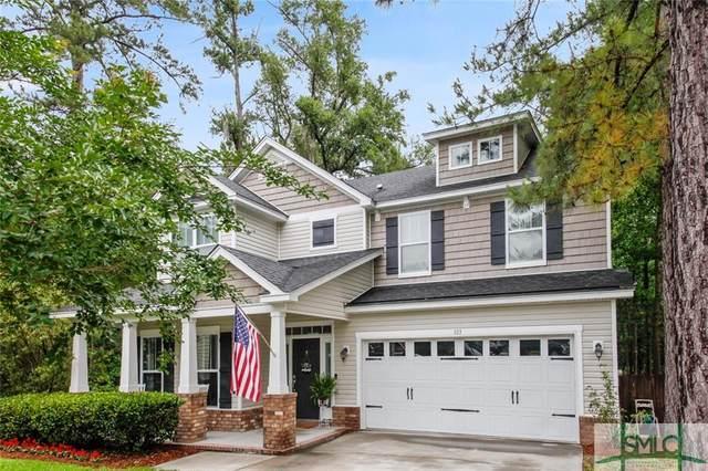 103 Salt Grass Circle, Richmond Hill, GA 31324 (MLS #246409) :: The Arlow Real Estate Group
