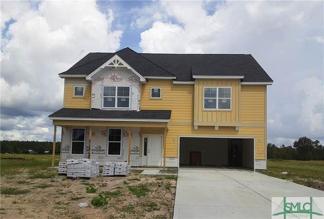 41 Gracyn Lane, Ludowici, GA 31316 (MLS #246713) :: Heather Murphy Real Estate Group