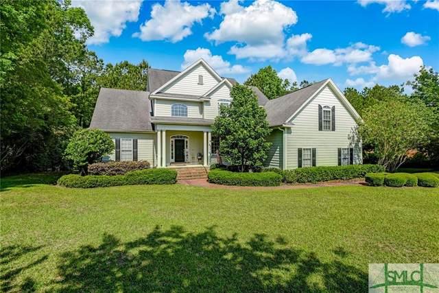 517 Southbridge Boulevard, Savannah, GA 31405 (MLS #247819) :: Teresa Cowart Team