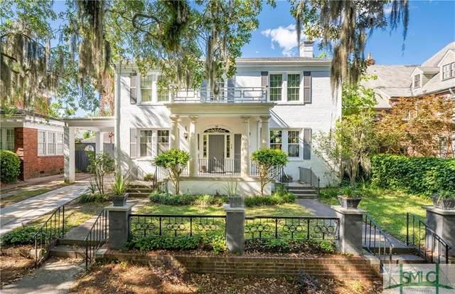 38 Washington Avenue, Savannah, GA 31405 (MLS #248056) :: Luxe Real Estate Services