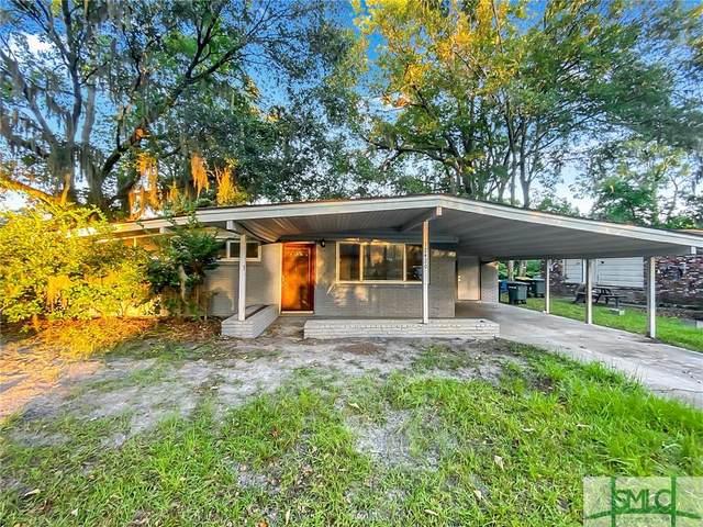 12420 Deerfield Road, Savannah, GA 31419 (MLS #248168) :: The Allen Real Estate Group