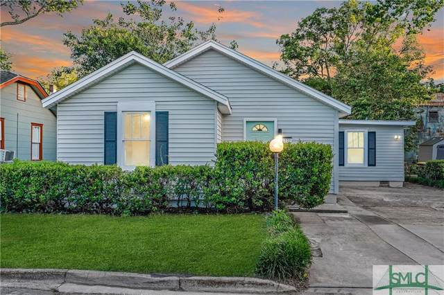 1221 SE 36th Street, Savannah, GA 31404 (MLS #248297) :: The Arlow Real Estate Group