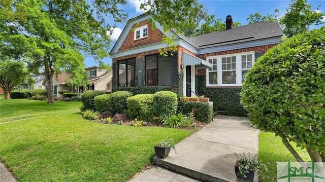 219 E 54th Street, Savannah, GA 31405 (MLS #248591) :: Keller Williams Realty-CAP