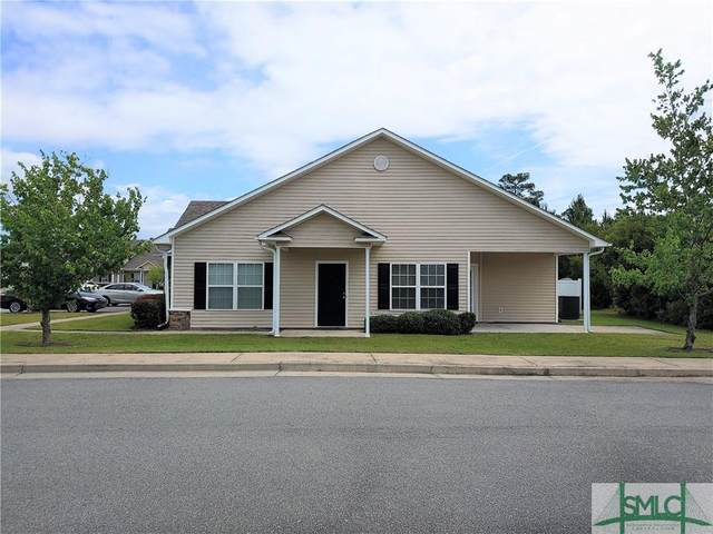 401 Barry Mccaffrey Boulevard C-6, Hinesville, GA 31313 (MLS #248720) :: Teresa Cowart Team