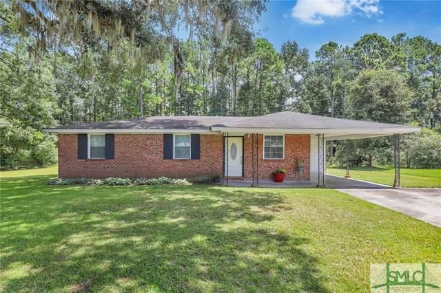 14 Heathcote Circle, Savannah, GA 31405 (MLS #249033) :: McIntosh Realty Team