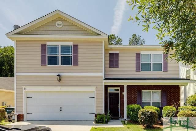 71 Crystal Lake Drive, Savannah, GA 31407 (MLS #249052) :: McIntosh Realty Team