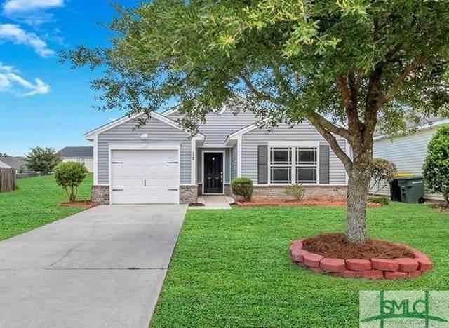 12 Fall Lake Way, Savannah, GA 31407 (MLS #249122) :: McIntosh Realty Team