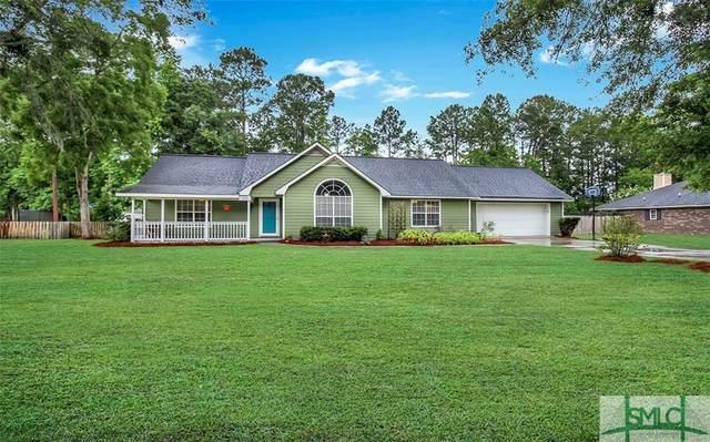 122 Scholar Road, Guyton, GA 31312 (MLS #249156) :: Keller Williams Coastal Area Partners